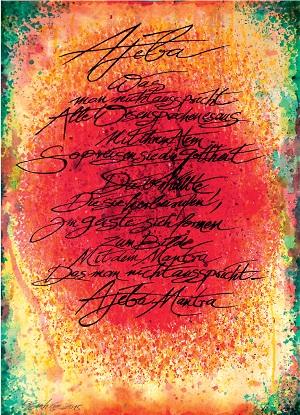 Maler Rosenheim lyrik und malerei nünnerich asmus verlag media nünnerich asmus